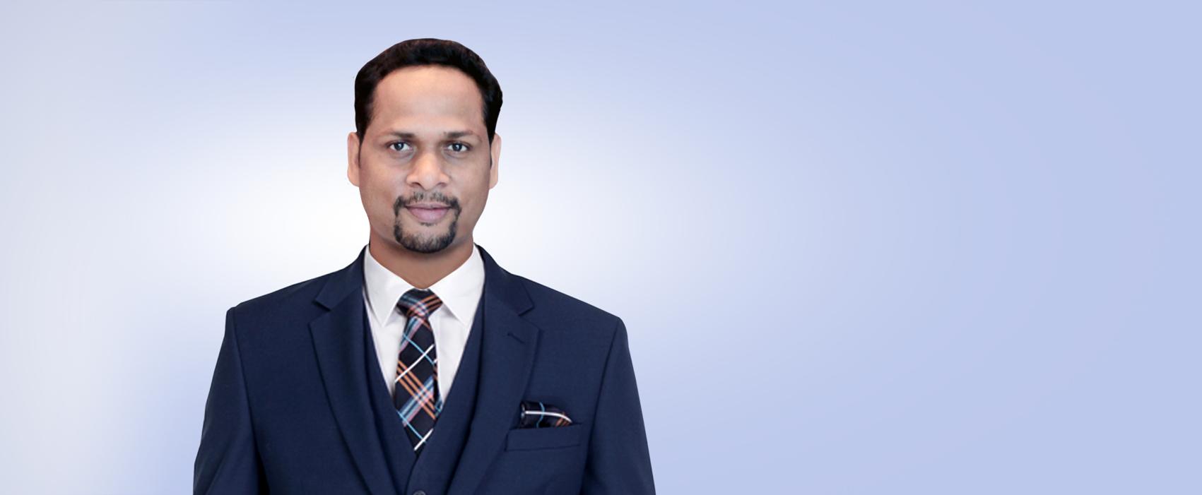 Mr. Mahendra Kandukuri