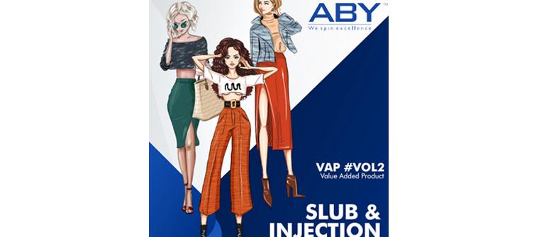 Value Added Products of Aditya Birla Yarn! VOL 2